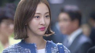 """새로 태어난 다솜, 강렬한 등장 """"세라 박이라고 합니다"""" @언니는 살아있다 4회 20170422"""