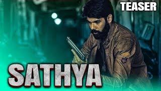 Sathya (2019) Official Hindi Dubbed Teaser | Sibi Sathyaraj, Ramya Nambeesan, Sathish, Varalaxmi