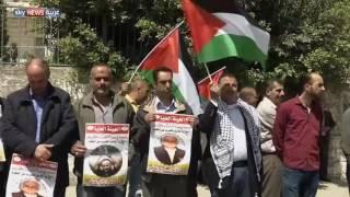 فلسطين.. جوع الأسير وغضب الشارع