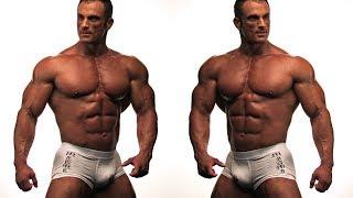 handsome bodybuilder studio fantasy