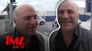 Shark Tank's Kevin O'Leary Loves the iPhone X | TMZ TV