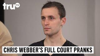 Chris Webber's Full Court Pranks - Bill Goldberg Goes Ballistic On-Set   truTV