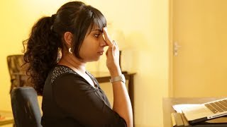 Tips for Stress Relief at Work in Telugu