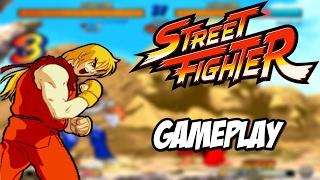 Gameplay Street Fighter One (Mugen)