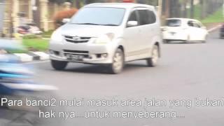 Dishub pak polisi please...2 Mar 2016 - Banci Maling - Overprotect Demang Palembang -