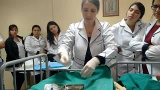 Cateterismo vesical pediatrico