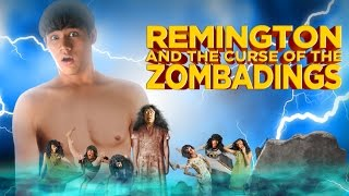 Here TV Remington and Curse of Zombadings:Trailer
