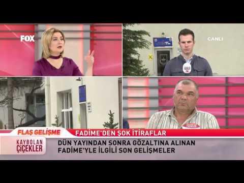 Kaybolan Çiçekler - Fadime Jandarma Tarafından Tutuklandı