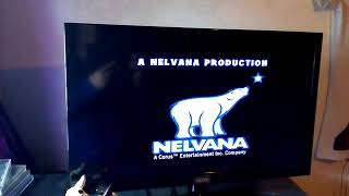 Nelvana Production Disney Junior logo