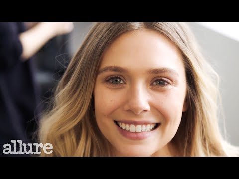 Go Behind the Scenes of Elizabeth Olsen's Allure Cover Shoot | Allure