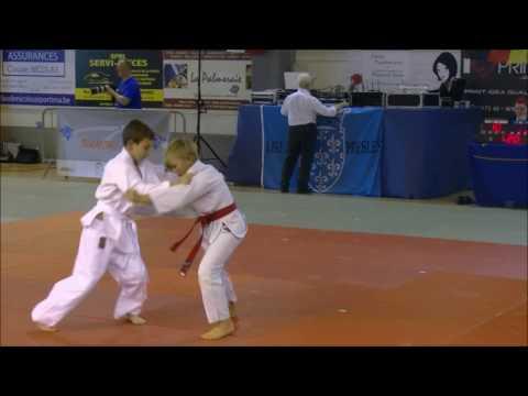 Judo XXX HD Elias Saba - Charleroi 9/10/2016