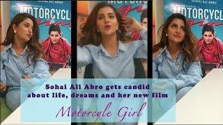 Sohai Ali Abro - fun new interview!