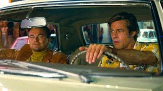 Once Upon A Time In Hollywood Trailer #1