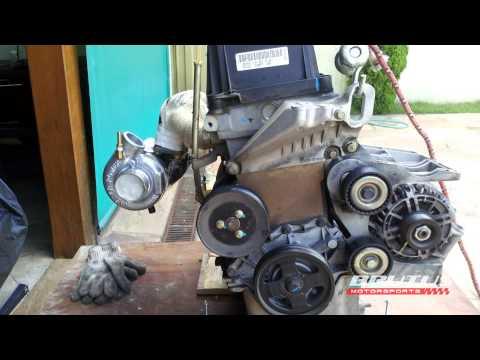 Ford Focus 1.6 Zetec Rocam Flex Turbo Intercooler Parte 1