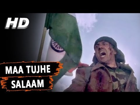 Xxx Mp4 Maa Tujhe Salaam Shankar Mahadevan Maa Tujhhe Salaam 2002 Songs Sunny Deol Arbaaz Khan 3gp Sex