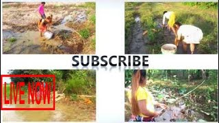 New Interesting Channel - Amazing Primitive Fishing Cambodia - SUBSCRIBE! Daily Videos #ARJ