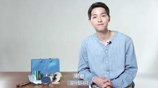 160923 Song Joong Ki FORENCOS F W Making Film 송중기 포렌코즈 F W 메이킹 필름