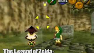 Ocarina of Time - CDi reference?