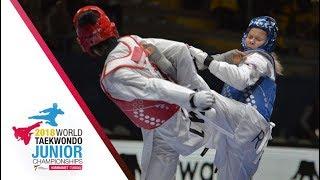 [Juniors Women +68kg FINAL] 2018 WORLD TAEKWONDO JUNIOR CHAMPIONSHIPS