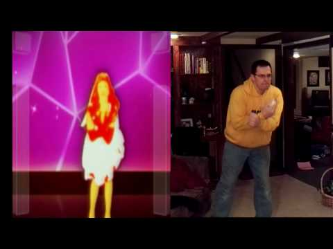 just dance katy perry hot and cold