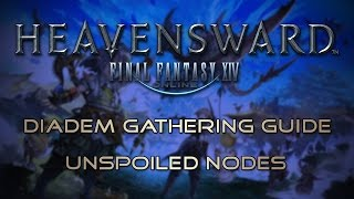 Diadem 2.0 Gathering Guide: Farming Scrips and Unspoiled Nodes Explained