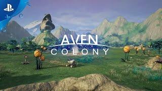 Aven Colony - Surviving Aven Prime Trailer   PS4