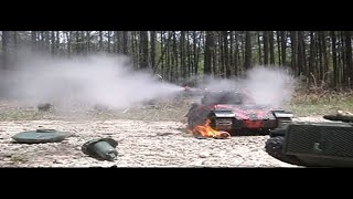 ToyWarz - Offical Trailer - RC Tanks with Real Guns (Toy Wars)