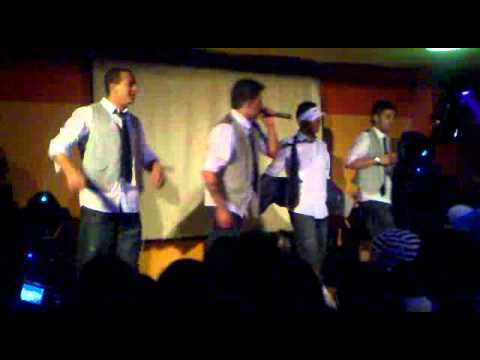 OS DANADINHOS Show em Gravatai Pub Way parte 1 2011 ao vivo