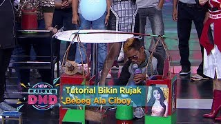 Tutorial Bikin Rujak Bebeg Ala Ciboy, Mantaap Banget!   - New Kilau DMD (15/1)