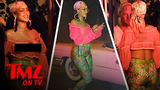 Rihanna's Not Fat, But Ya Know Who Is … | TMZ TV