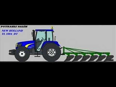 DRAW TRACTOR PICTURE