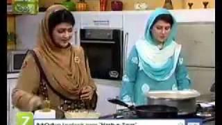 Sabziyon Ki Tehri And Bhagar Wali Dahi Phulki by Chef Samina   Zaiqa