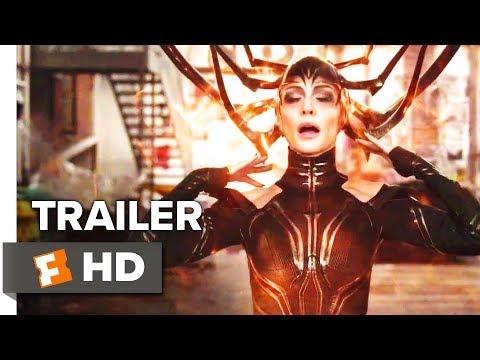 Thor: Ragnarok Comic-Con Trailer (2017)   Movieclips Trailers