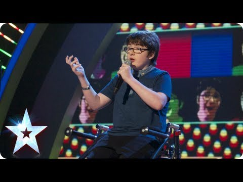 Xxx Mp4 Jack Carroll With His Self Scripted Stand Up Comedy Semi Final 2 Britain S Got Talent 2013 3gp Sex