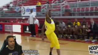 BASKETBALL SHORTEST DUNKERS EVER! HOW HE DUNK
