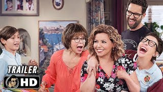 ONE DAY AT A TIME Season 3 Official Trailer (HD) Rita Moreno Series