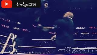 Roman Reigns Great Super Punch
