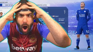 YES! WE PAID HIS RELEASE CLAUSE $35,000,000!! FIFA 19 Career Mode West Ham!!