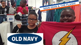 Vlog/Tanger Outlet Mall/Vanity Fair & Old Navy(teenage edition)! Great buys