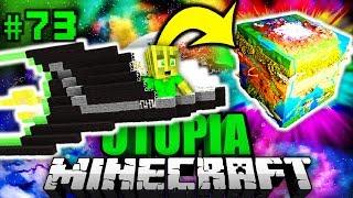 NEUEN PLANETEN GEFUNDEN?! - Minecraft Utopia #073 [Deutsch/HD]
