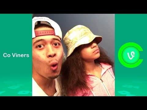 TRY NOT TO LAUGH or GRIN Watching Best Mighty Duck Vines Compilation 2017 Co Viners