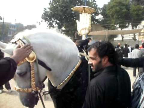 Zuljanah in karachi