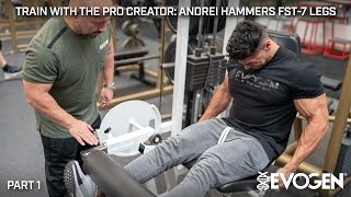 Train with The Pro Creator: Andrei Hammers FST-7 Legs, Part 1
