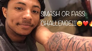 SMASH OR PASS CHALLENGE!!?| Facebook Edition!?