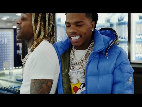 DJ Khaled ft. Lil Baby Lil Durk Every Chance I Get Music Video