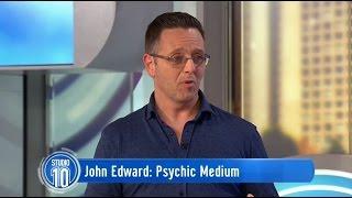 John Edward Audience Reading   Studio 10