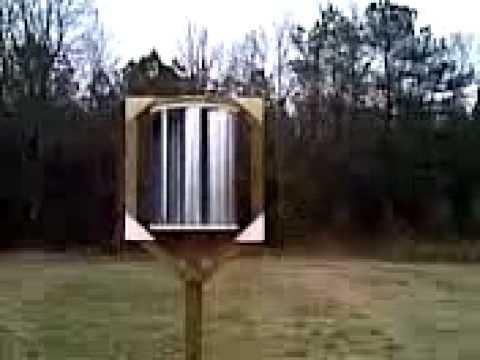 wind turbine vawt part 2