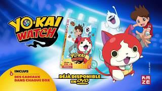 YO-KAI WATCH - bande-annonce Manga