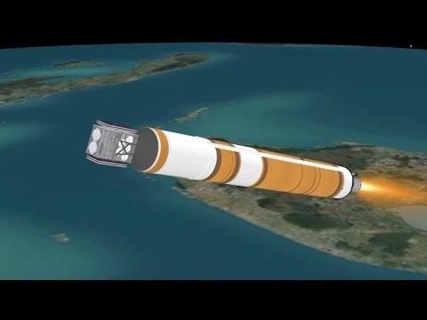 Delta IV WGS 9 Mission Profile