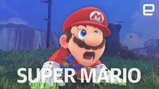 Super Mario Odyssey | Hands-On | E3 2017